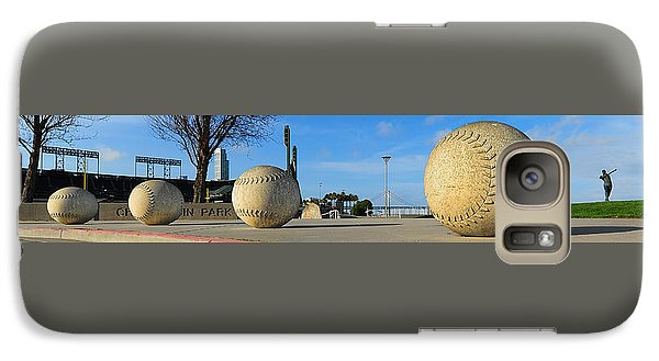 Galaxy Case featuring the photograph Mccovey Cove by Steve Siri