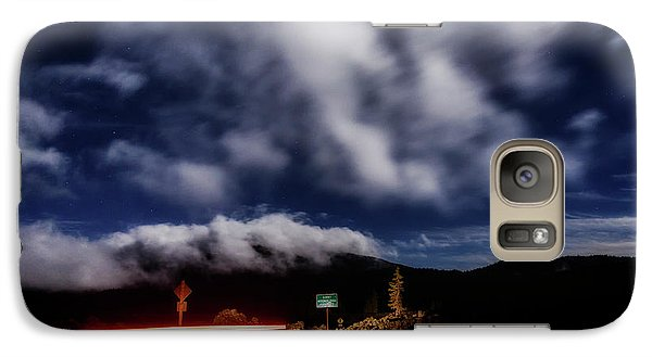 Galaxy Case featuring the photograph Mckenzie Pass by Cat Connor