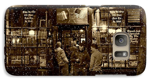 Mcsorley's Old Ale House Galaxy S7 Case