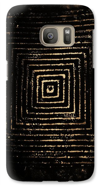 Galaxy Case featuring the photograph Mcsquared by Cynthia Powell