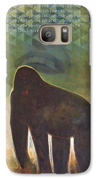 Me Jane Galaxy S7 Case by Sandra Cohen