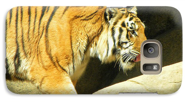Galaxy Case featuring the photograph Meal Time by Sandi OReilly