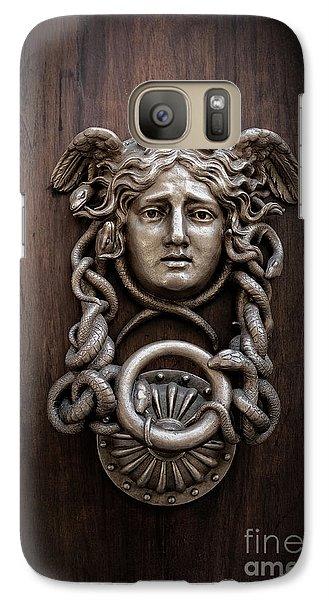 Medusa Head Door Knocker Galaxy S7 Case