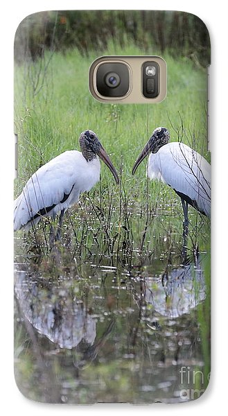 Meeting Of The Minds Galaxy S7 Case