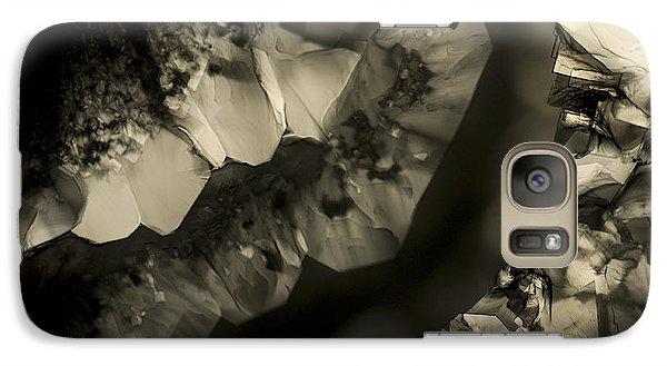 Galaxy Case featuring the photograph Meeting by Olimpia - Hinamatsuri Barbu