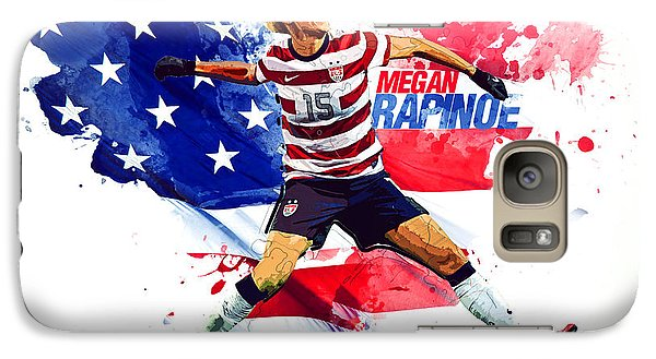 Megan Rapinoe Galaxy S7 Case