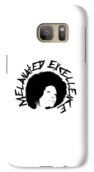 Melanated Excellence I Galaxy S7 Case