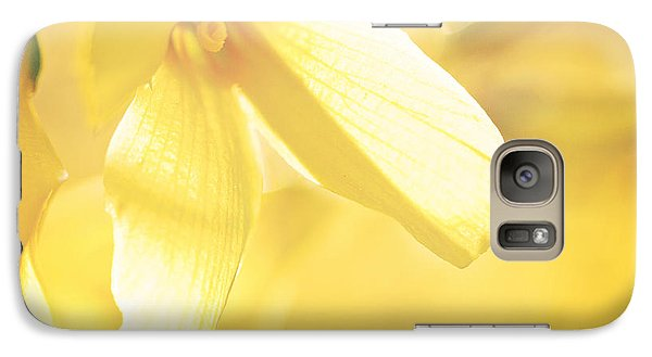 Mellow Yellow Galaxy S7 Case