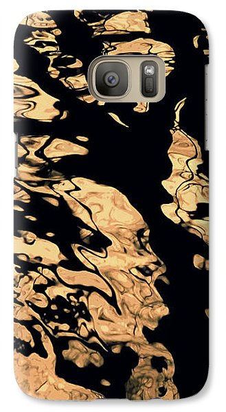 Melted Chocolate Galaxy S7 Case