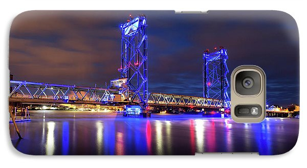 Galaxy Case featuring the photograph Memorial Bridge by Robert Clifford