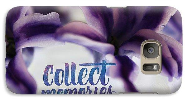 Galaxy Case featuring the photograph Memories by Bobby Villapando
