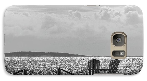 Galaxy Case featuring the photograph Memories Of The Cape by Michelle Wiarda