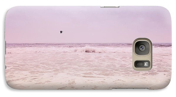 Galaxy Case featuring the photograph Memories Of The Sea by Heidi Hermes