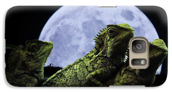 Galaxy Case featuring the photograph Menage A Trois by Jeremy Martinson