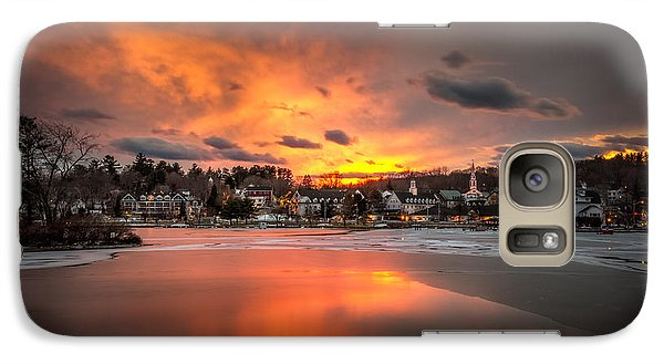 Meredith Sunset Galaxy S7 Case