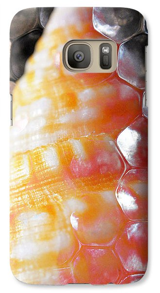 Galaxy Case featuring the photograph Merge 2 by Skip Hunt