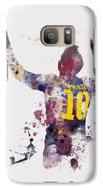 Messi Galaxy S7 Case