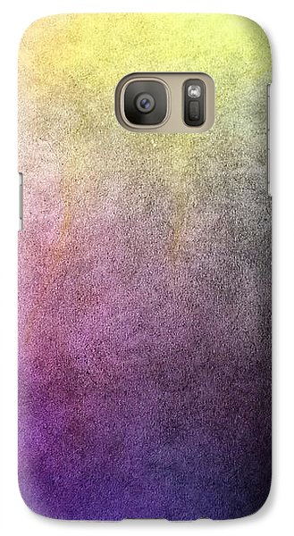 Galaxy Case featuring the pastel Metaphysics Ll by Carrie Maurer