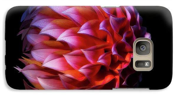 Meteor Dahlia Galaxy S7 Case