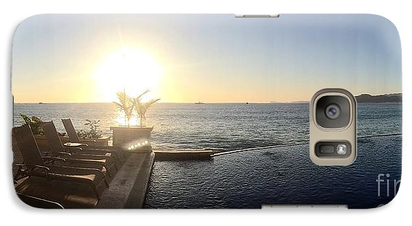 Galaxy Case featuring the photograph Mexico Memories 6 by Victor K
