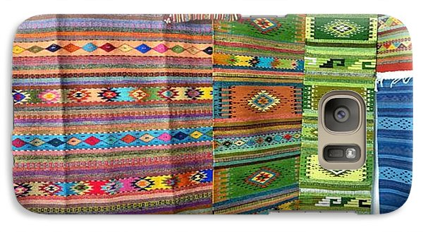 Galaxy Case featuring the photograph Mexico Memories 8 by Victor K