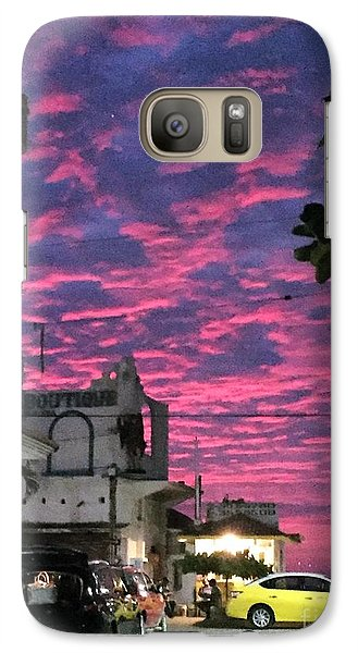 Galaxy Case featuring the photograph Mexico Memories 1 by Victor K