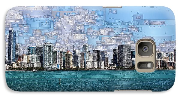 Miami, Florida Galaxy S7 Case