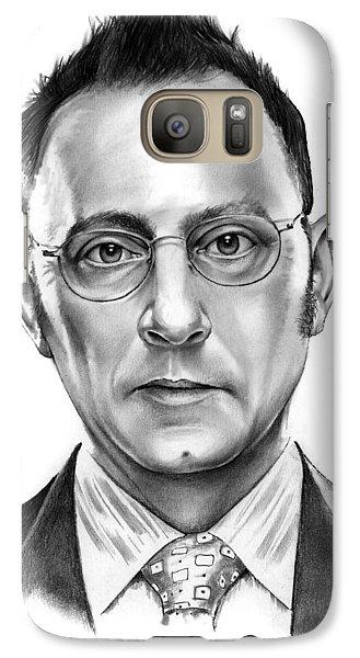 Finch Galaxy S7 Case - Michael Emerson by Greg Joens
