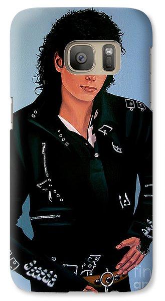 Michael Jackson Bad Galaxy S7 Case