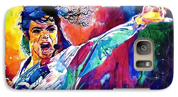 Michael Jackson Force Galaxy Case by David Lloyd Glover