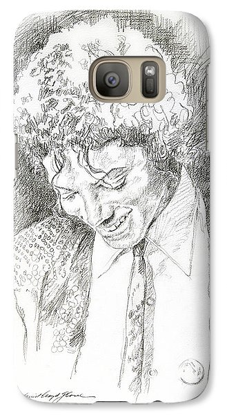 Michael Jackson - Remember The Time Galaxy S7 Case by David Lloyd Glover