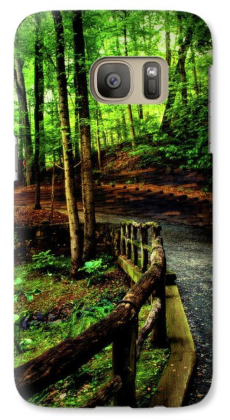 Galaxy Case featuring the photograph Michie Tavern No. 3 by Laura DAddona