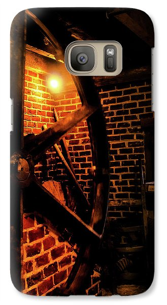 Galaxy Case featuring the photograph Michie Tavern No. 4 by Laura DAddona