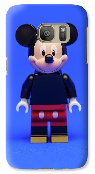 Mouse Galaxy S7 Case - Mickey Mouse by Samuel Whitton