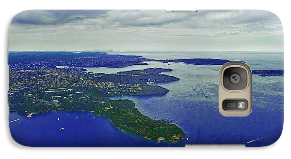 Middle Head And Sydney Harbour Galaxy S7 Case