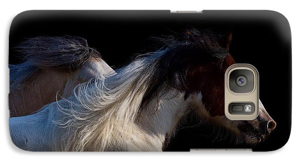 Galaxy Case featuring the photograph Midnight Run by Sharon Jones