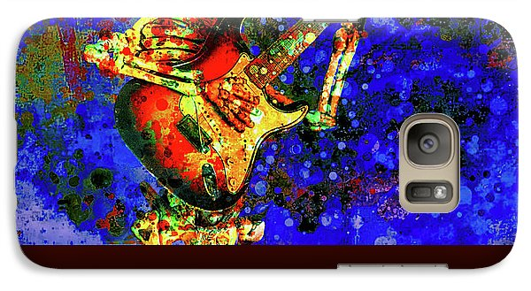Galaxy Case featuring the photograph Midnight Serenade by Jeff Gettis