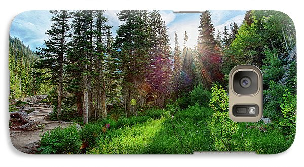 Galaxy Case featuring the photograph Midsummer Dream by David Chandler