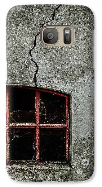 Galaxy Case featuring the photograph Migraine by Odd Jeppesen