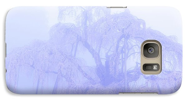 Miharu Takizakura Weeping Cherry01 Galaxy S7 Case