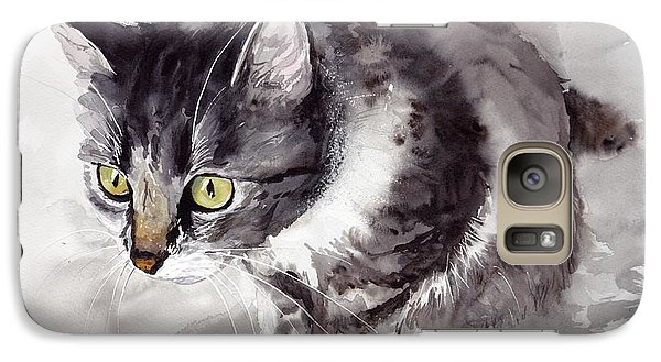 Magician Galaxy S7 Case - Mike Mice Catcher by Suzann's Art
