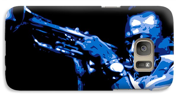 Trumpet Galaxy S7 Case - Miles Davis by DB Artist
