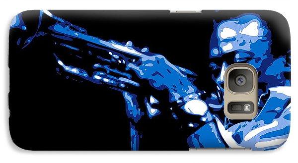 Miles Davis Galaxy S7 Case