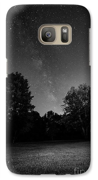 Galaxy Case featuring the photograph Milky Way by Brian Jones