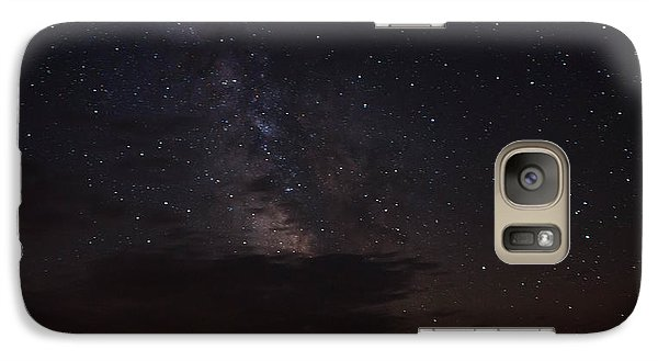 Galaxy Case featuring the photograph Milky Way by Gary Wightman