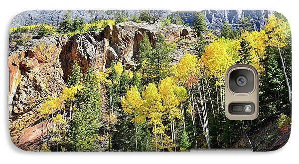 Galaxy Case featuring the photograph Million Dollar Highway 550 by Ray Mathis