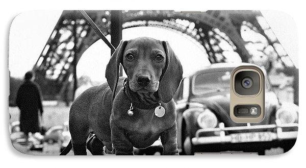 Milo Mon Chien Galaxy S7 Case