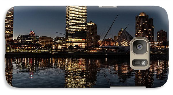 Milwaukee Reflections Galaxy S7 Case