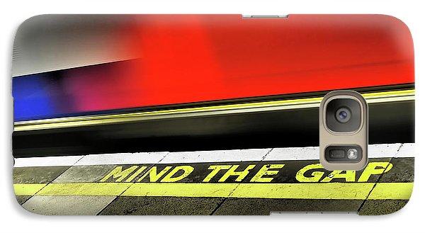 Mind The Gap Galaxy S7 Case