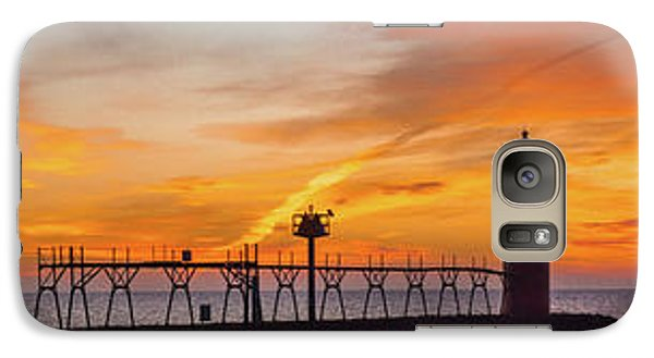 Mine Eyes Have Seen The Glory Galaxy S7 Case by Bill Pevlor